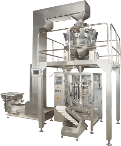 Multi-head Weigher Machine For Sachets