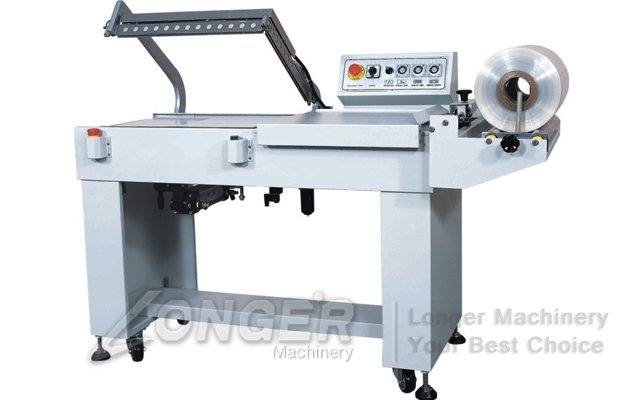 L Model Film Shrink Sealing Cutting Machine