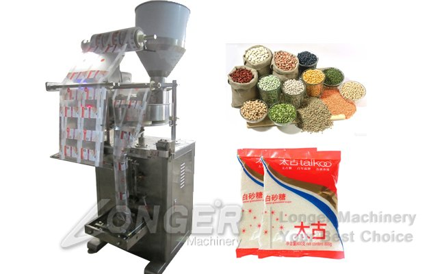 Granules|Nuts|Grains|Popcorn|Dates Packaging Machine LG-480