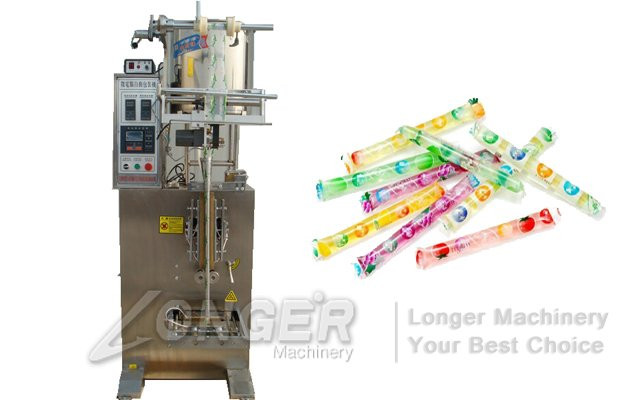 Liquid Jelly Stick Packaging Machine|Popsicle Stick Filling Machine
