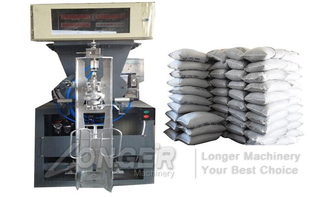 LG-1 Single Spout Cement Filling Packing Machine