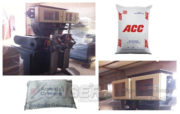 LG-2 Two Spout Cement Packaging Machine