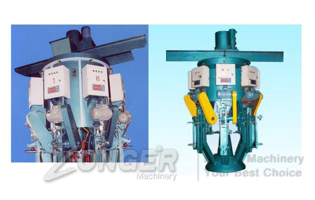 LG-8 Automatic Rotary Cement Packing Machine|Cement Bagging Equipment