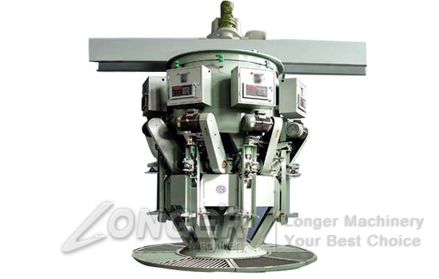 LG-6 Automatic Rotary Six Spout Cement Packing Machine