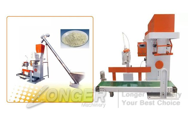 Quantitative Starch Flour Filling Machine|Dry Powder Pouch Packaging Machine