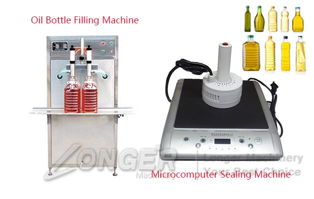 Automatic Oil Filling Capping Machine|Liquid Bottling Machine