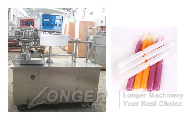 Popsicle Filling Sealing Machine|Jelly Stick Filling Machine