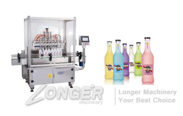 Automatic Liquid Bottle Filling Machine|Pack Juice Filling Machine Price