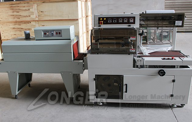 Book Packaging Machine|Notebook Heat Shrink Wrapping Machine
