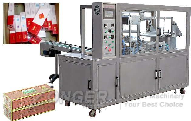 Wrapping Machine for 10 Boxes of Cigarettes LGB-400A