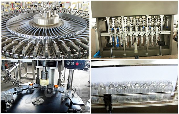 Water Juice Beer Bottling Line|Liquid Bottle Filling Machine