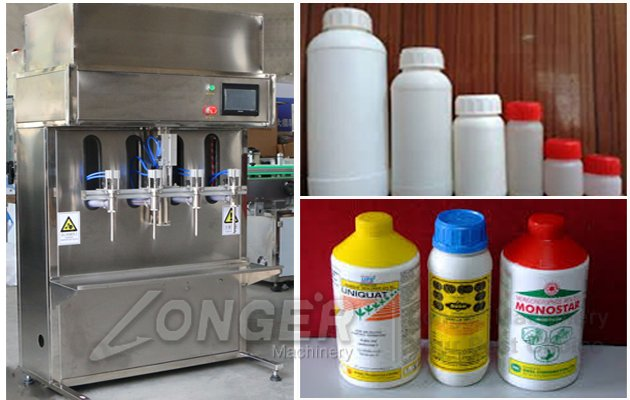 Chemical Liquid Filling Machine