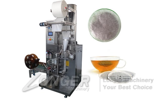 Round Tea Bags Packaging Machine|Coffee Pod Packaging Machine