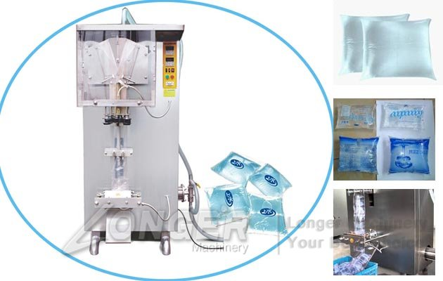Automatic Sachet Water Filling Machine|Liquid Sachet Packaging Machine