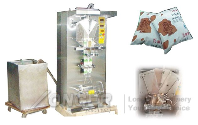 Liquid Pouch Packing Machine|Sachet Filling Machine