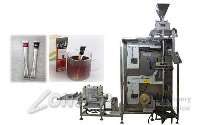 Stick Tea Bag With Holes Packaging Machine|Stick Tea Bagging Machine