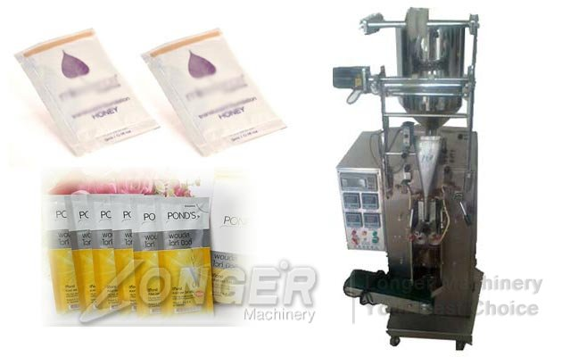 Sachet Facial Packing Machine|Cream Sachet Filling Machine