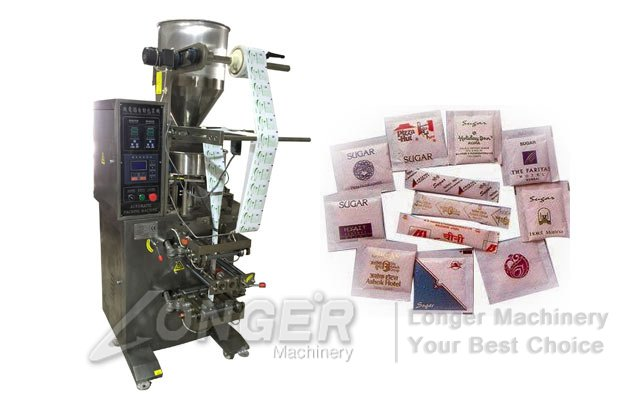 Vetrical Sugar Salt Sachet Packing Machine For Sale