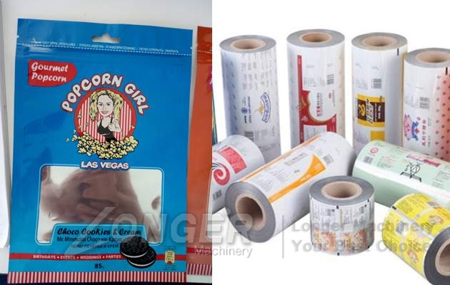 BOPP and PE Film Packing Bags|Compound Film Doypack For Sale