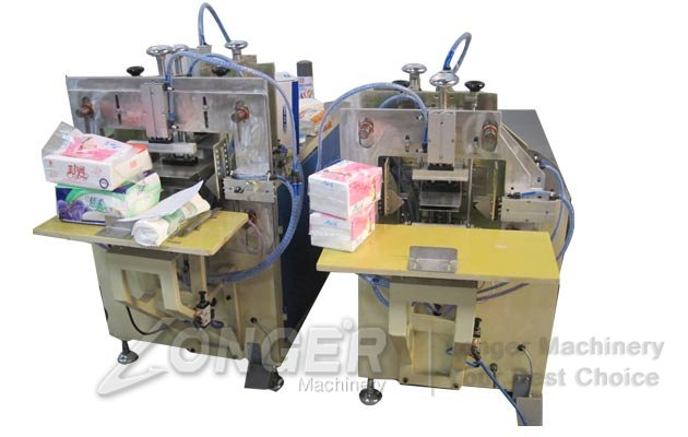 Multi-functional Tissue Bagging Sealing Machine|Paper Napkin Packaging Machine