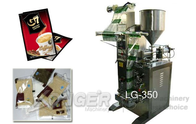 LG-350 Coffee Tea Powder Sachet Packing Machine