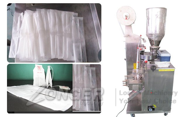 Automatic Double Chamber Tea Bags Packaging Machine LGYD-12