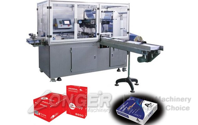 A4 Copy Paper Packing Machine|Automatic Paper Packing Machine For Sale