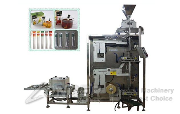 tea bags packing machine