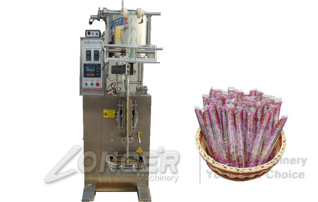 jelly filling and packing machine