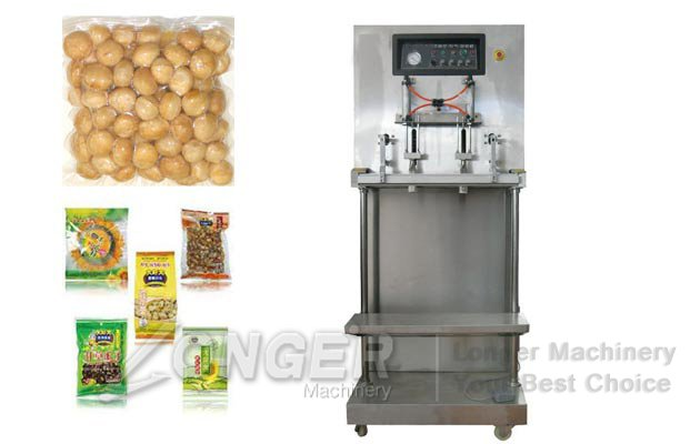 vertical type vacuum packing machine