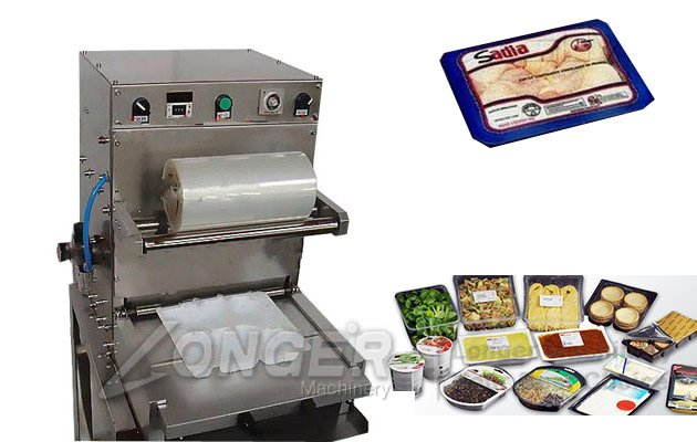 LGAS-4 Type Tray Sealing Machine|Automatic Tray Sealing Machine