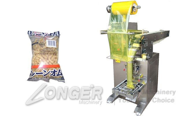 chain bucket packing machine