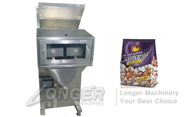 Small Capacity Hot Sale Peanut Filling Machine|Semi-automatic Filling Machine
