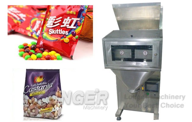 peanut filling machine