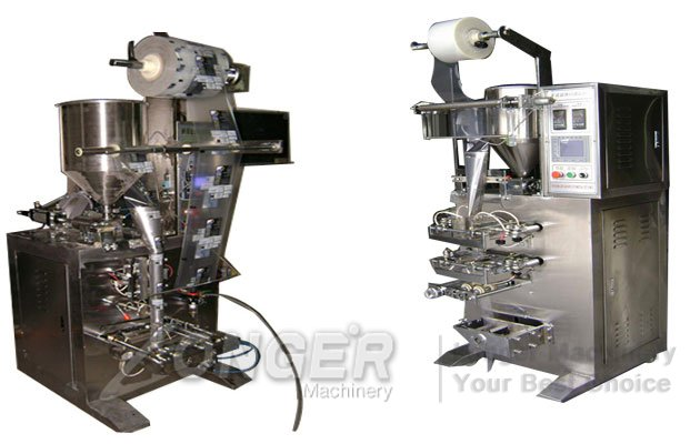 Four-sides Sauce Packing Machine|Automatic Sauce Packing Machine