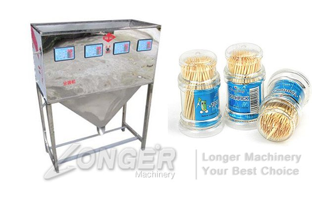 toothpick filling machine