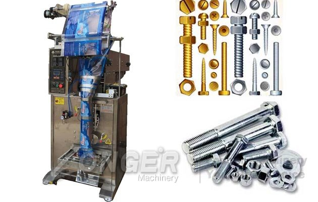 bolts packing machine