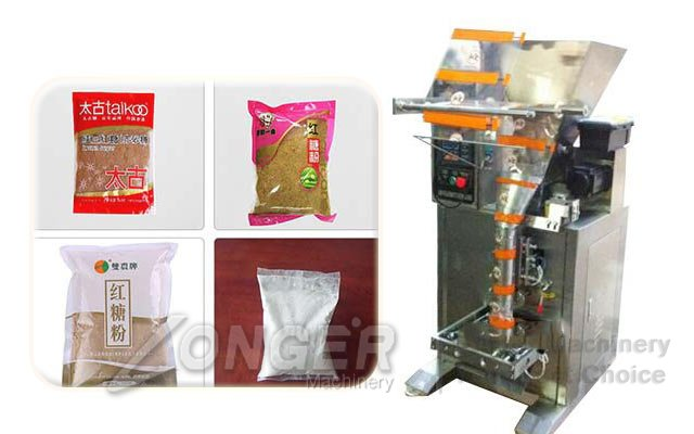 seasoning bags packing machine