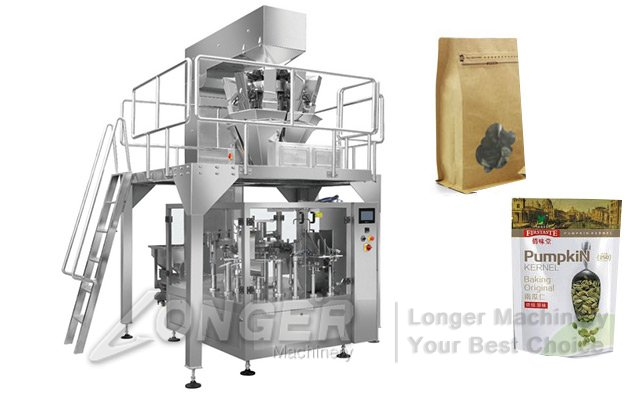 Automatic Nuts Packaging Machine|Chips Snack Filling Packaging Machine Price
