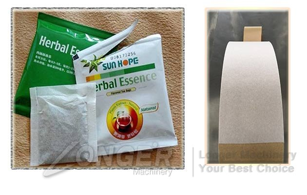 The Material Of Tea Bags|PE Film Packing Bags On Sale
