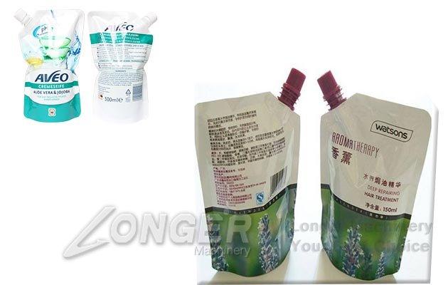 Spout Bag Liquid Packaging|Beverage Bag With Spout