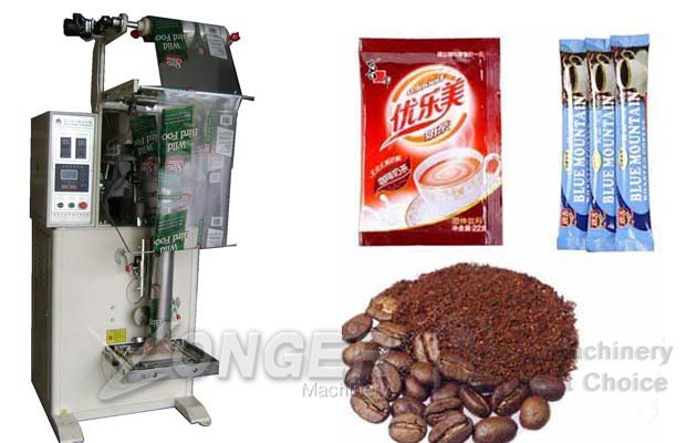 LGLF-350 Coffee Tea Cocoa Powder Sachet Packing Machine