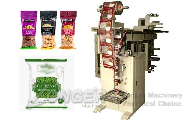 Nuts Granules Pouch Packing Machine Price|Beans Filling Machine