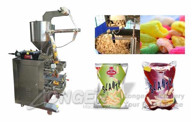 Slanty Chanachur Packaging Machine|Muri Bags Filling Machine Price