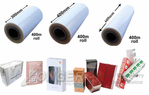 Cellophane Film Rolls for Packaging Hot Sale|Glassine Packaging Film Price