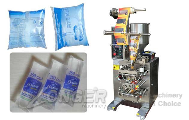 Automatic Sachet Water Filling Machine|Liquid Sachet Packaging Machine