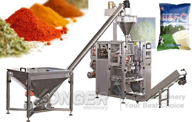 Automatic Spice Turmeric Powder Packaging Line on Sale