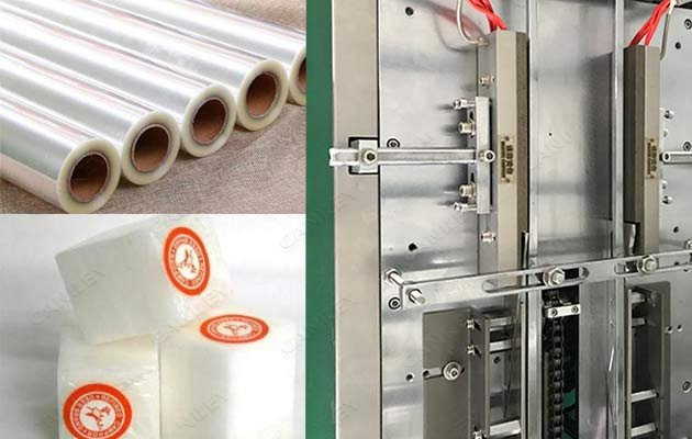 camphor block packaging machine