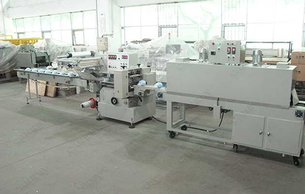 3M/N95 Face Mask Filling Sealing Machine For Sale