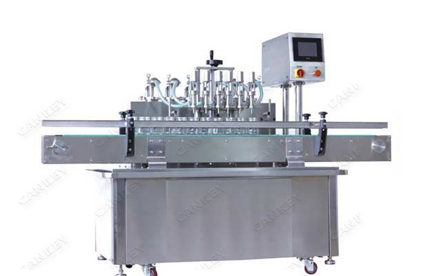 Automatic Disinfectant Liquid Linear Filling Machine Price